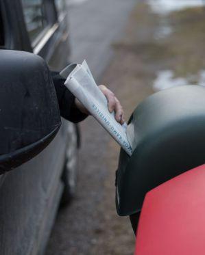 Palaute puuttumaan jääneestä sanomalehdestä | Ilvesjakelu